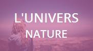 L'Univers Nature